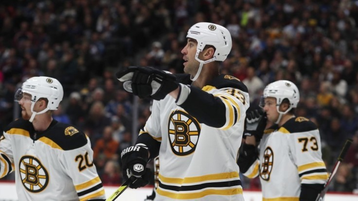 NHL: Boston prvýkrát stratil body, nepomohol ani gól Cháru