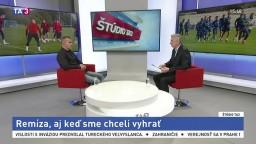 ŠTÚDIO TA3: S. Németh o zápase s Walesom