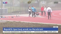 Zanedbanú plochu premenili na unikátny športový areál, je najväčší na Horehroní
