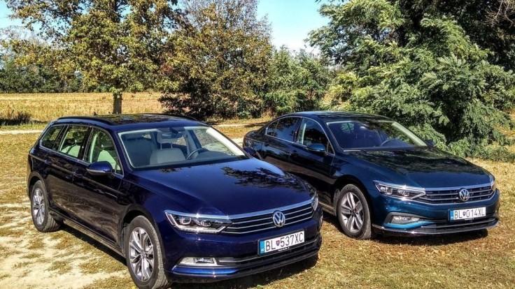 Aký je nový VW Passat 2,0 TDI Evo v porovnaní s predchodcom?