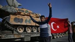 Obsadili sme kľúčové mesto, tvrdia Turci. Útok na Američanov popreli