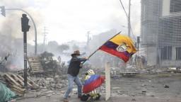 V uliciach vznikla nádej. Ekvádorčania prijali ponuku na rokovanie
