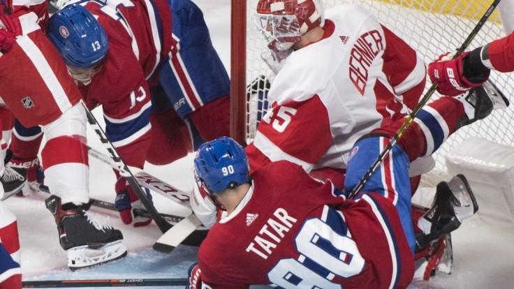 NHL: Montreal zdolal obhajcu St. Louis, postaral sa o to aj Tatar