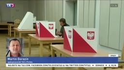 Spolupracovník TA3 M. Dorazín o voľbách v Poľsku