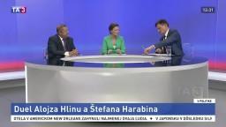 Harabin chce zostať sudcom, Hlina sa podľa neho spája s feťákmi či kanibalmi