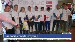 Beh No Finish Line podporili viacerí športovci i monacké knieža