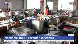 Namiesto útulku karanténna stanica, bezdomovcom kúpili prístrešky