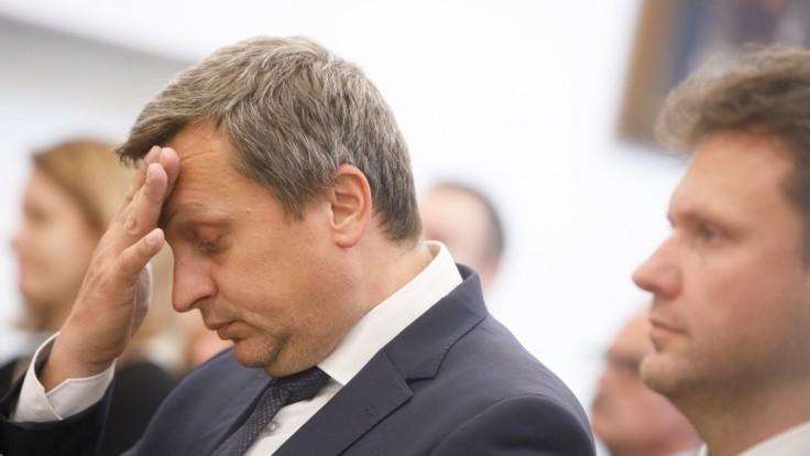 Na kupovanie hlasov sa treba pýtať Sulíka, odkázal Danko k nahrávke