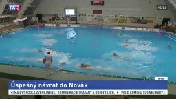 Vodnopólistom návrat do Novák vyšiel, muži vyhrali kvalifikáciu