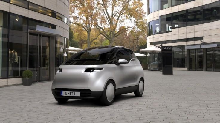 Štýlový mestský elektromobil Uniti One už dostal cenovku