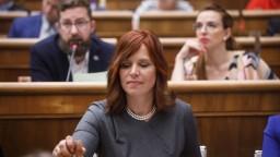 Remišová chce, aby sa parlament zaviazal napraviť stav justície