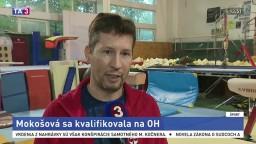Osobný tréner M. Zvalo o účasti B. Mokošovej na OH