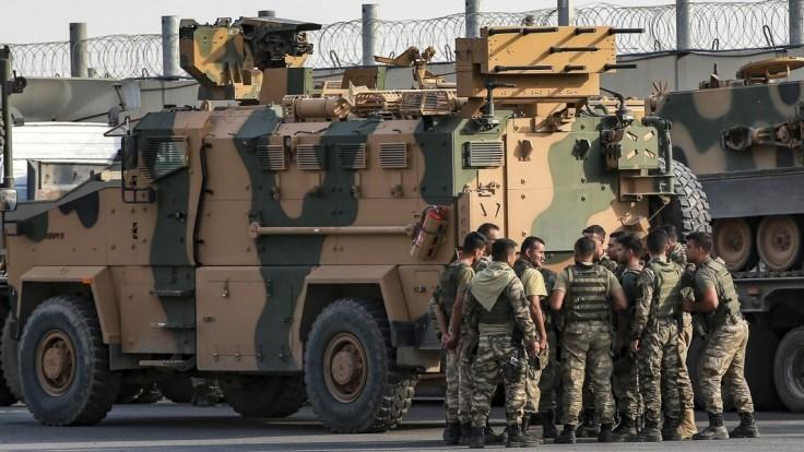 Neskončíme ani pre odpor medzinárodného spoločenstva, hlási Turecko