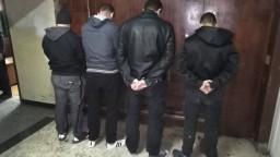 Po hráčoch pokrikovali rasistické poznámky, polícia ich zatkla