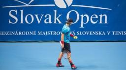 Na Slovak Open sa predstavia hráči svetovej stovky, lákajú dotáciou