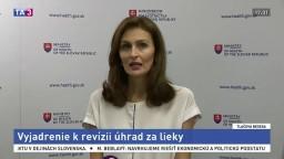 TB A. Kalavskej, M. Vulevovej a M. Smatanu k revízii úhrad za lieky