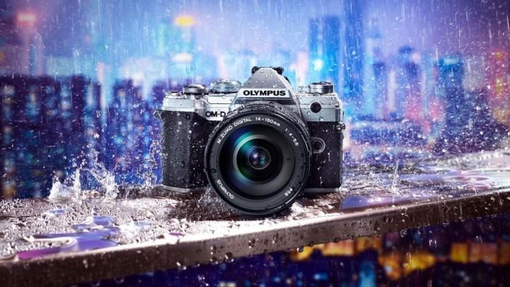 Olympus vydáva malý, odolný a rýchly fotoaparát OM-D E-M5 Mark III