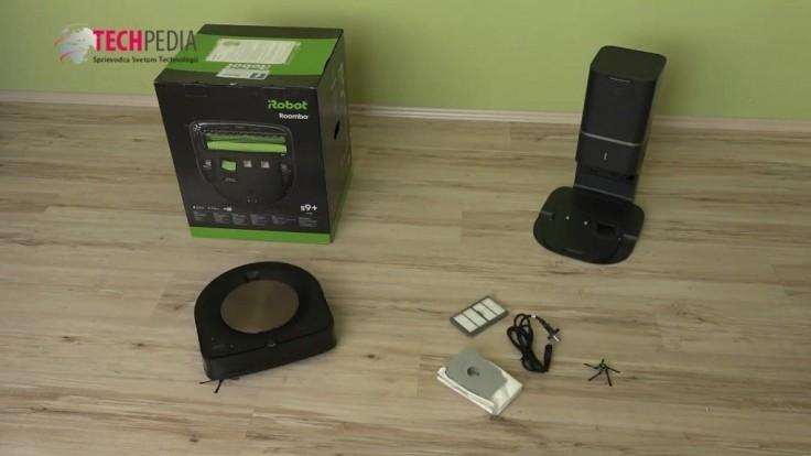 Veľký test robotického vysávača iRobot Roomba S9+, 1. časť