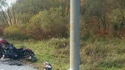 Tragická nehoda motorkárov na východe. Jeden zrážku neprežil