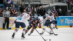 Zo súboja odvekých rivalov vzišli víťazne Košice, rozhodli nájazdy
