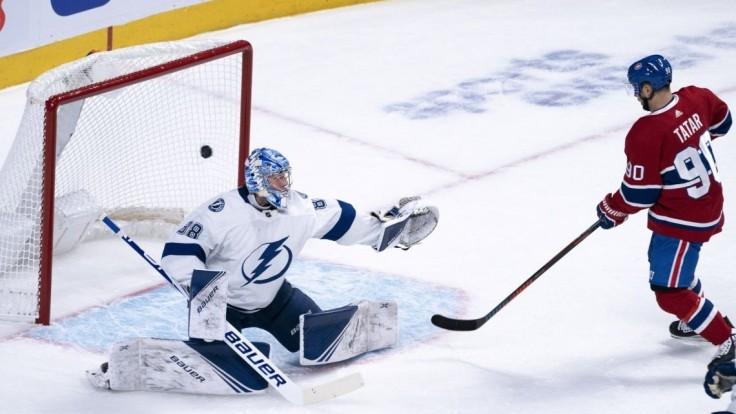 NHL: Tatar strelil gól pre Montreal, na výhru s Minnesotou to nestačilo