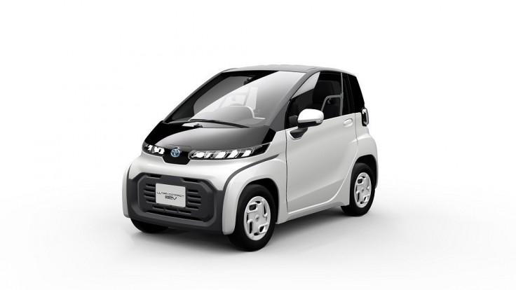 Miniatúrny mestský elektromobil Toyota BEV dorazí už budúci rok