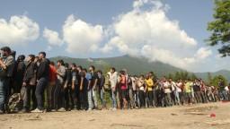 Migračná kríza v Bosne, mesto odmieta živiť utečencov v tábore