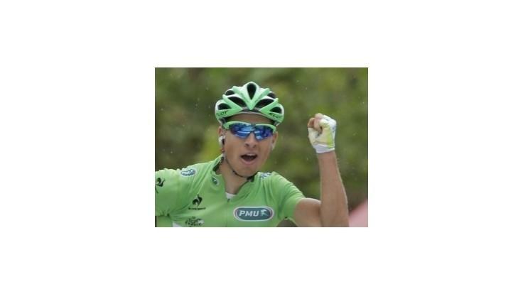 Peter Sagan vyhral kritérium v Aalste