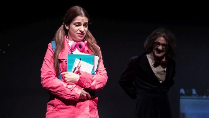Divadlo Aréna uvádza Lekciu majstra absurdného divadla Ionesca