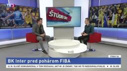 ŠTÚDIO TA3: Generálny manažér BK Inter M. Ondruš o basketbale