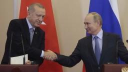 Erdogan dal Kurdom 150 hodín, ich ústup budú kontrolovať aj Rusi