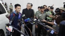 Prepustili muža, ktorého prípad vyvolal násilie v Hongkongu