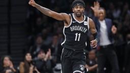 NBA: Irving stanovil nový rekord, pri debute v Nets získal 50 bodov