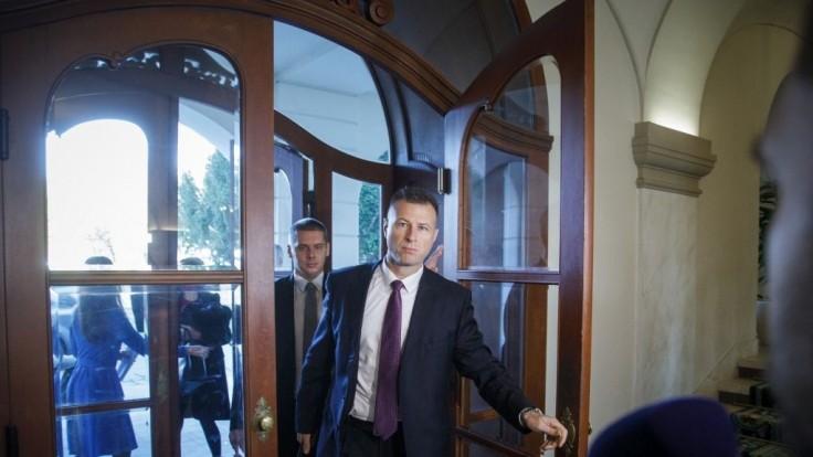 Návrh na očistenie justície má parlament k dispozícii, oznámil Gál