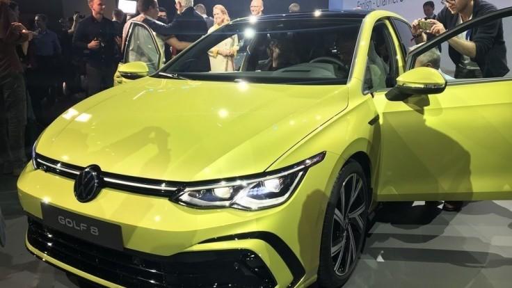 Nový VW Golf 8 naživo: Zvonka evolúcia, vnútri a pod kapotou revolúcia