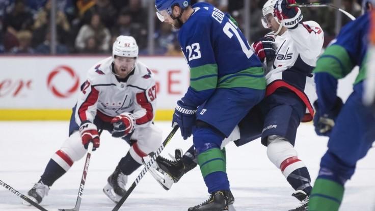 NHL: Capitals v predĺžení obrátili, Colorado vysoko zdolalo Vegas