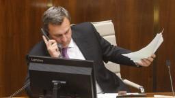 Danko oznámil dátum vyhlásenia volieb, návrhy Mosta už nepodporí