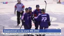 Hokejové legendy si pripomenuli semifinále z Göteborgu