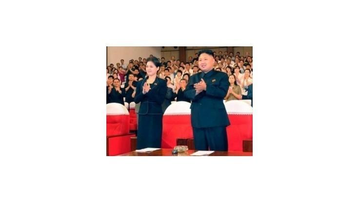 Severokórejský vodca Kim sa oženil so svojou zakázanou láskou