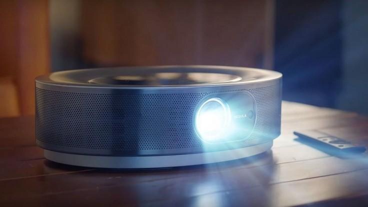 4K projektor Nebula Cosmos vtiahne do deja pohlcujúcim 3D ozvučením