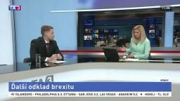 HOSŤ V ŠTÚDIU: Redaktor TA3 I. Kmiť o ďalšom odklade brexitu