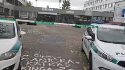 Zásah sa konal aj v policajnej akadémii, zverejnili video z razie