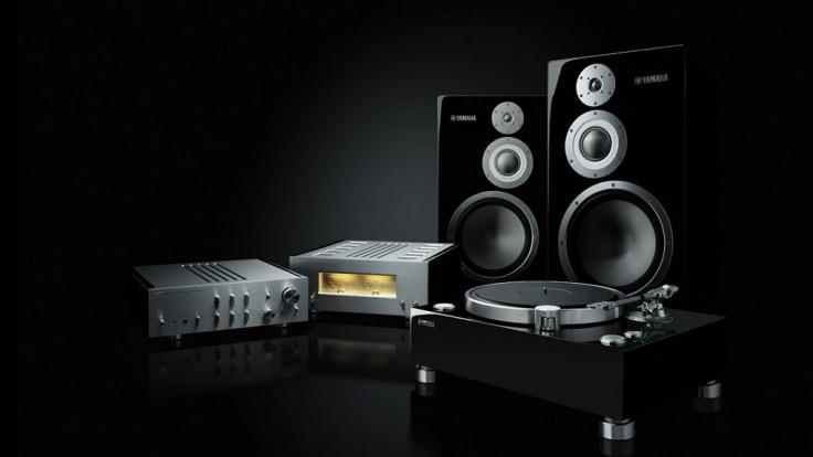 Nová séria Hi-Fi zariadení Yamaha poteší náročných poslucháčov