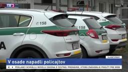 Policajtov napadli Rómovia, útočníkov zadržali privolané posily