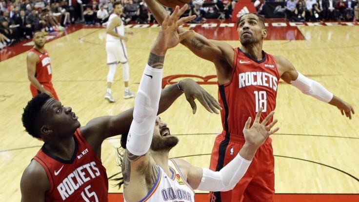 NBA: Rockets zdolali Thunder o štyri body, Paul sa dočkal ovácií