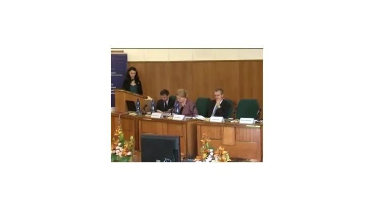 Slovenskí europoslanci hovorili o navýšení rozpočtu EÚ s verejnosťou