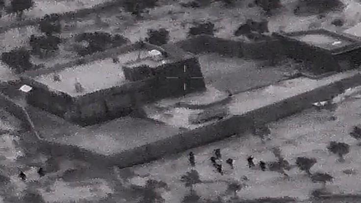 Na videu ukázali, ako zasiahli proti vodcovi Islamského štátu