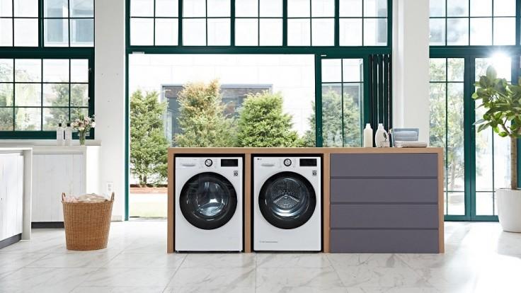 S kolekciou práčky a sušičky LG si budete dokonale rozumieť