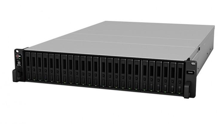 S úložiskom FlashStation FS3400 okamžite využijete potenciál dát