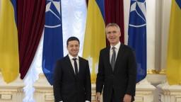 Šéf NATO vyzýva Rusko k zastaveniu podpory separatistov